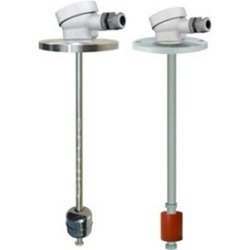 Level Measuring Instruments Side Mounted Tubular Level